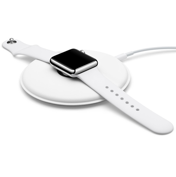 Le dock officiel pour Apple Watch est déjà en vente