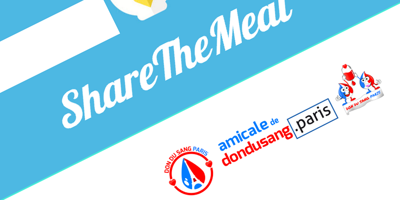 ban don sang sharethemeal ShareTheMeal et Don de Sang : Aidez ceux qui en ont besoin