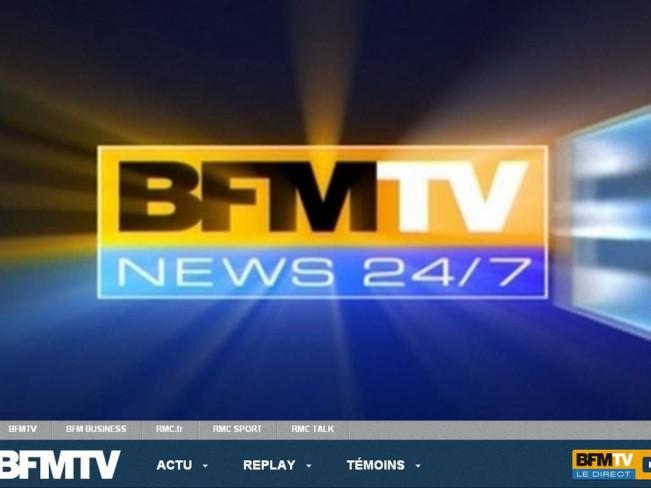 Apple TV 4 : BFMTV lance son application