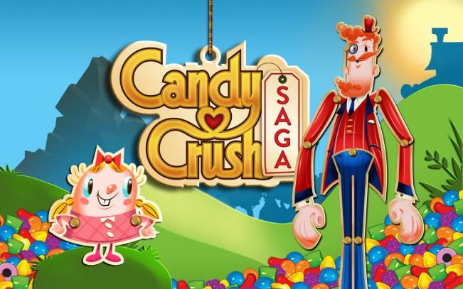 candy crush e1446541762973 Léditeur de Candy Crush est racheté par Activision pour 5,9 milliards de dollars