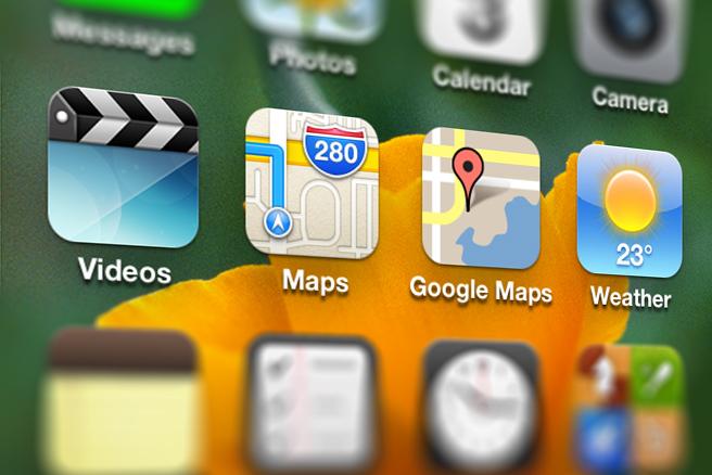 google maps Google Maps hors ligne en approche sur iOS !