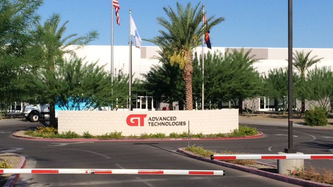 GT Advanced Technologies doit rembourser 439 millions $ à Apple