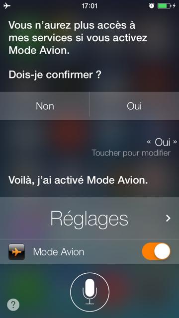 iOS7 siri Cortana de Microsoft, le concurrent de Siri débarque sur iOS