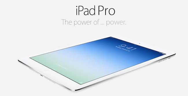 ipad pro iPad Pro : premières impressions sur la tablette XXL