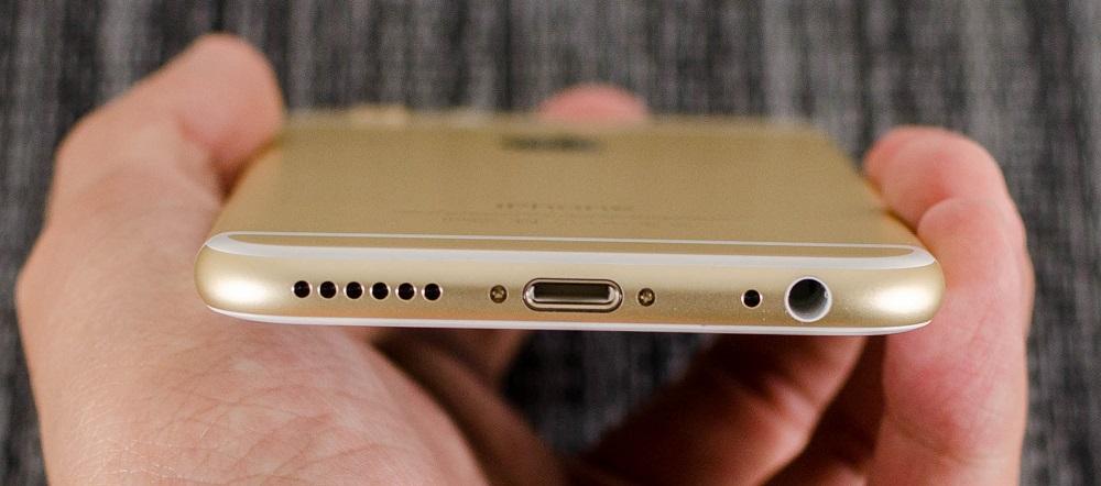 iphone 6s jack iPhone 7 : vers la disparition du port Jack 3,5 mm ?