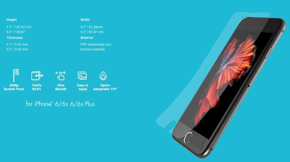 iphone self repair iPhone : une protection écran auto réparatrice