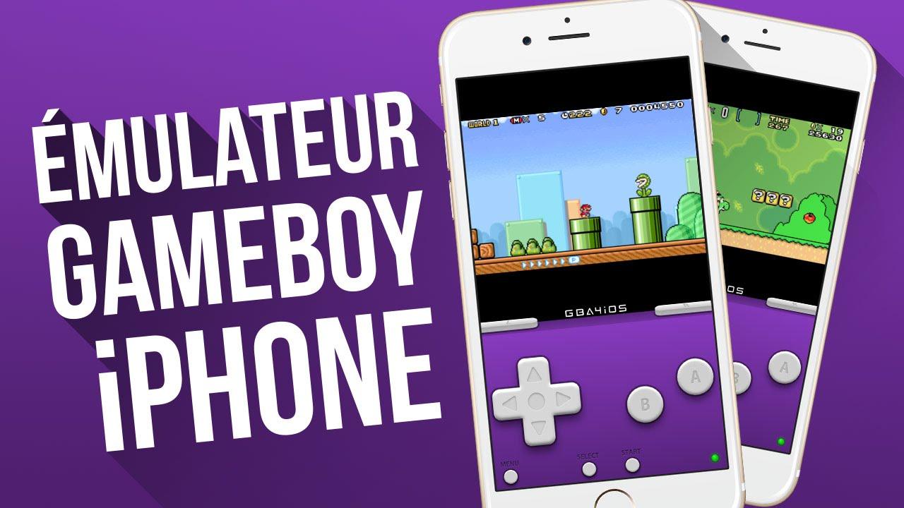 maxresdefault [Vidéo] Installer un émulateur GameBoy sans jailbreak pour iOS 9 !