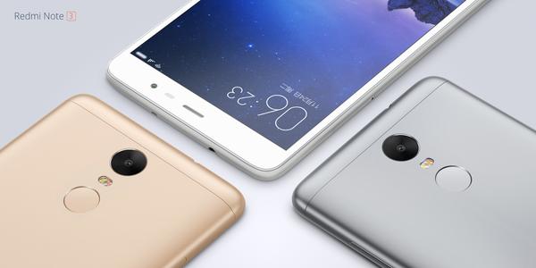 redmi note 3 front back Xiaomi annonce ses nouveaux MiPhone et MiPad