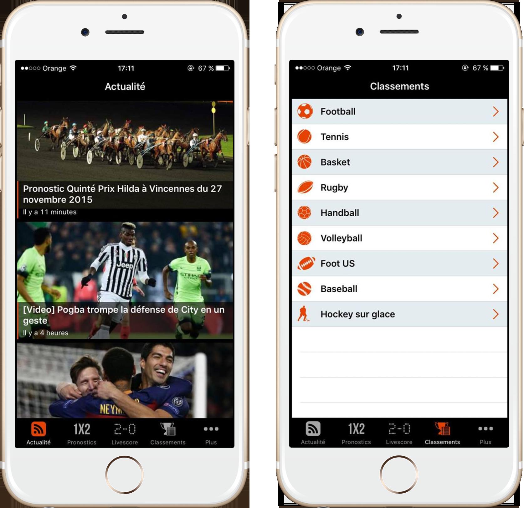 screens paris sportifs Paris Sportifs, lapp de référence du pari sportif sur mobile !