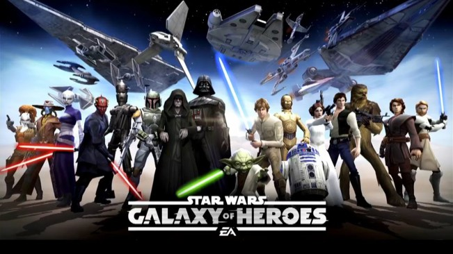 star wars galaxy of heroes e1448448943646 Star Wars : Galaxy of Heroes débarque sur lApp Store