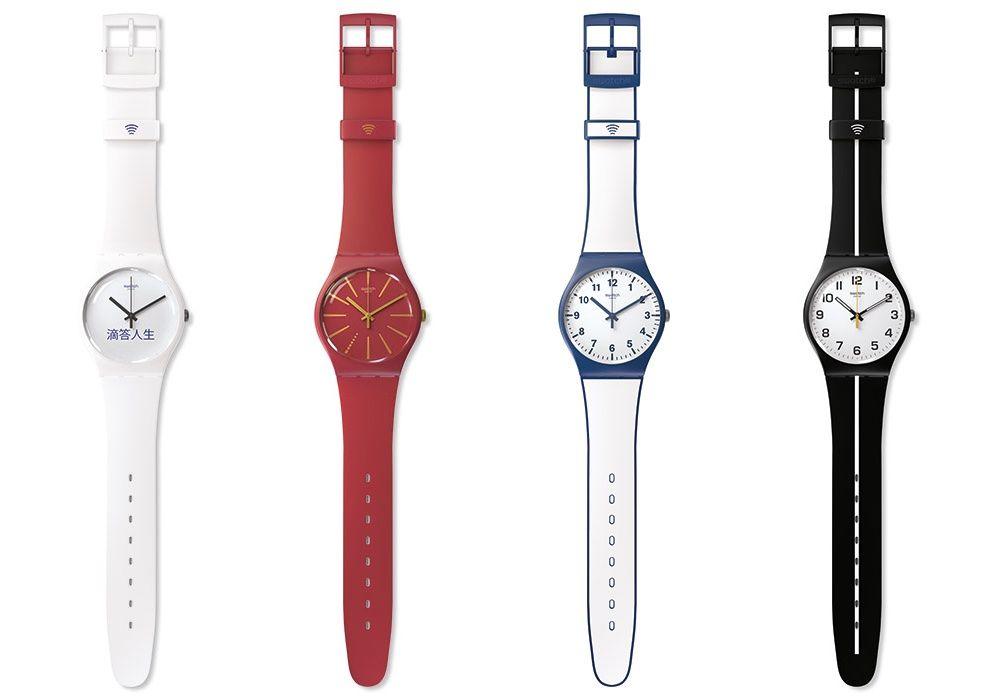 swatch bellamy 2 Le paiement NFC de la Bellamy de Swatch étendu à lEurope et aux USA