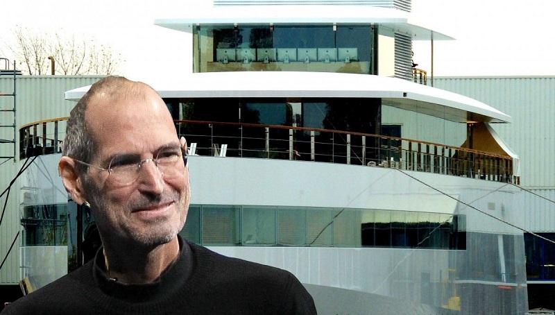 venus Steve Jobs yacht Le yacht de Steve Jobs fait une escale à Las Palmas de Gran Canaria