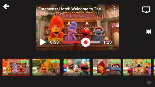 YouTube Kids pour iOS débarque en Europe