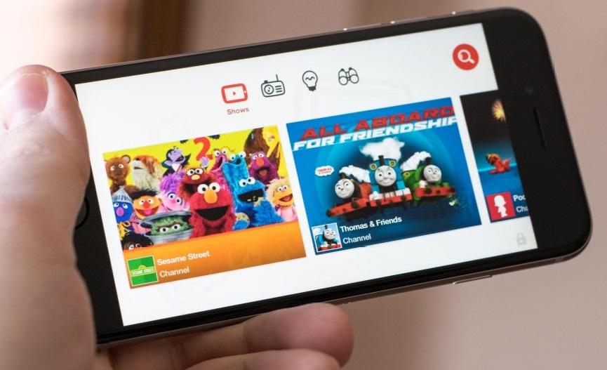 youtube kids iphone6 YouTube Kids pour iOS débarque en Europe