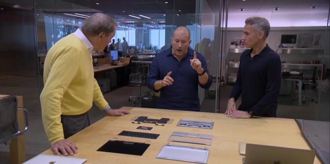 apple coulisses e1450689332598 Vidéo : pour la 1ère fois, découvrez les coulisses dApple