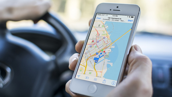 apple maps e1449563191971 Apple Plans 3x plus utilisé que Google Maps sur iPhone