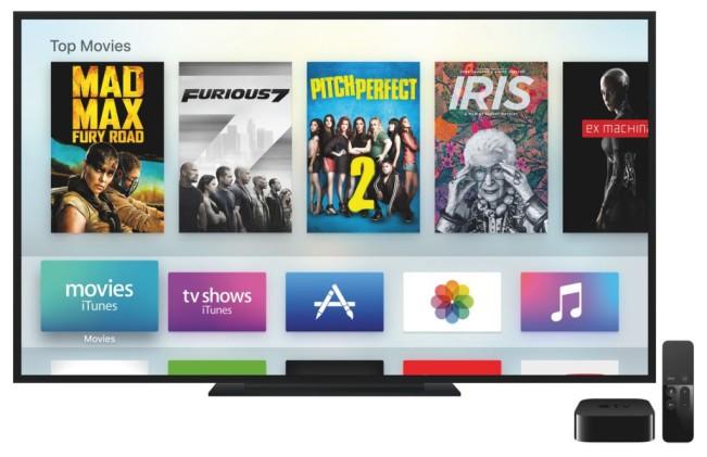 apple tv 4 app store e1449829184861 Apple TV 4 : tvOS compte déjà près de 2700 apps