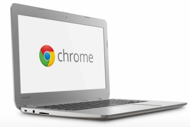 chromebook e1449742044332 Éducation : pour Tim Cook, les Chromebooks ne sont que des machines de test