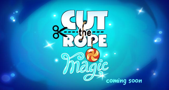 cut the rope magic1 e1449260118111 Vidéo : Cut the Rope : Magic, sortie le 17 décembre