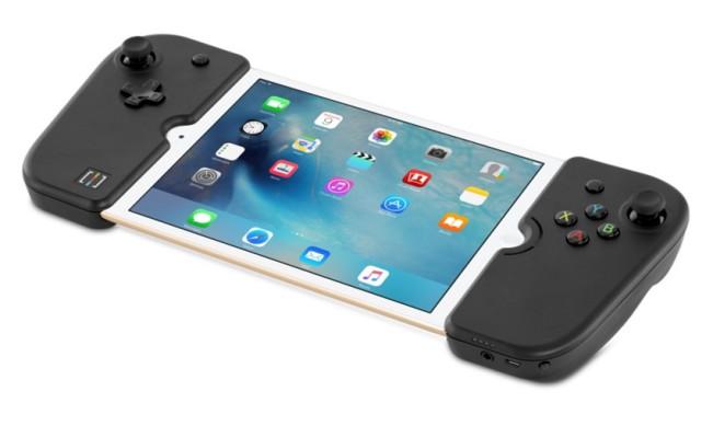 gamevice e1449659019315 Gamevice : une manette iPad Mini dispo sur lApple Store