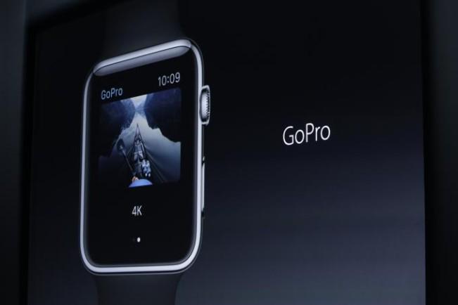 gopro apple watch e1449760115623 Vidéo : lApple Watch peut désormais contrôler une GoPro
