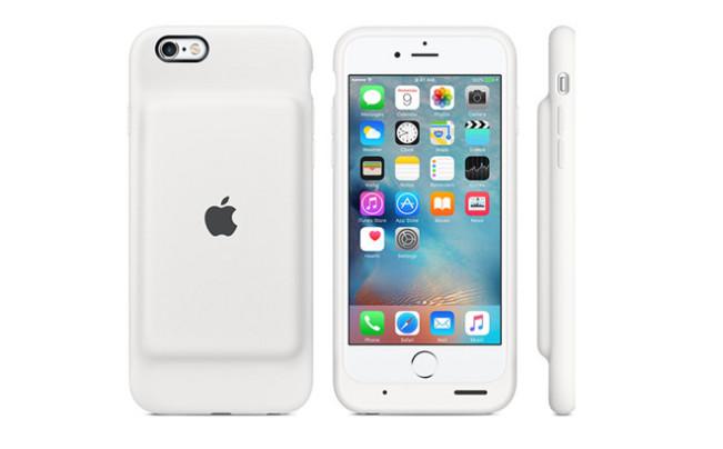 smart battery case e1449569734111 Apple lance une coque batterie pour iPhone 6s