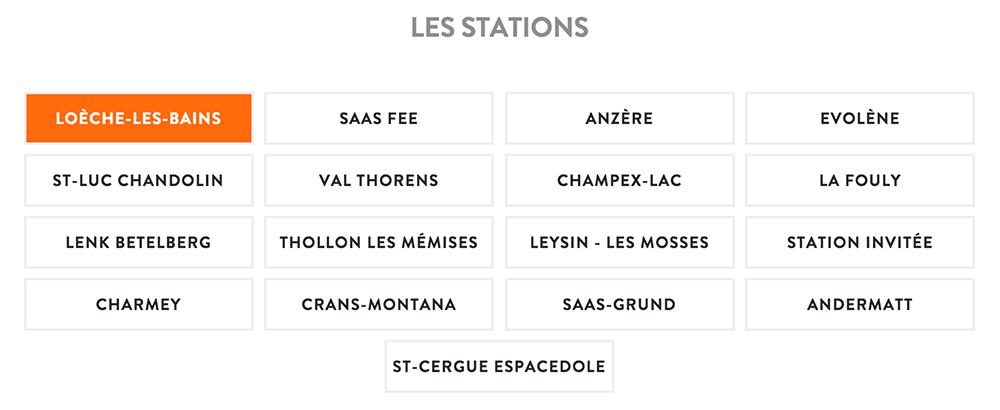 stations de ski L'app gratuite du samedi 5 décembre 2015