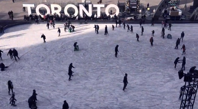 toronto e1448965094805 Toronto : un merveilleux timelapse iPhone 6s des lumières de noël