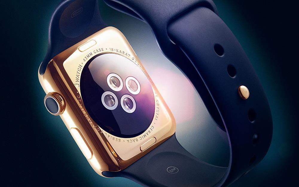 Apple Watch Edition back Wired Les smartwatches se vendent plus que les montres suisses grâce à lApple Watch !