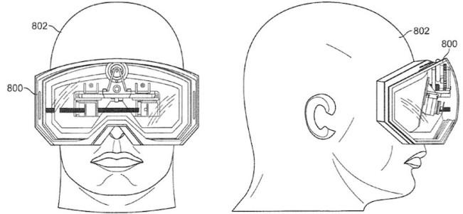 apple brevet realite virtuelle e1454324060852 Révélation : Apple prépare un casque VR depuis des mois !