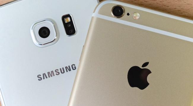 apple samsung e1453197199322 Les smartphones Samsung retirés du commerce grâce à Apple