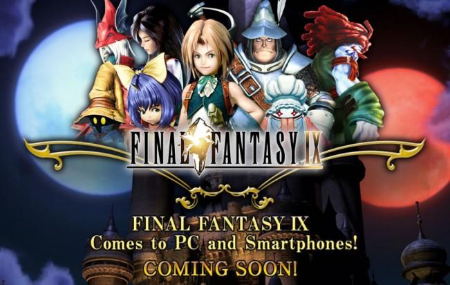 ff9 ios e1451764278423 Vidéo : Final Fantasy IX sur iOS en 2016