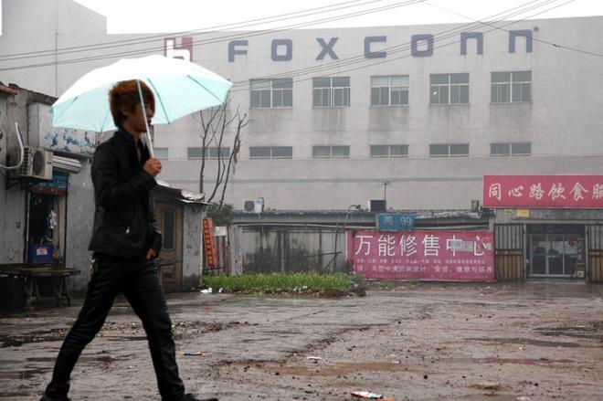 foxconn Foxconn voit ses ventes de décembre diminuer de 20%