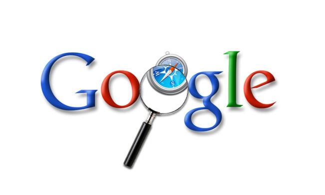 google safari e1453458147294 Google glisse 1 milliard à Apple pour rester le moteur de Safari iOS