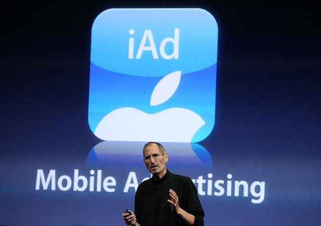 iad e1453113985364 Face à léchec, Apple va fermer iAd, sa régie publicitaire