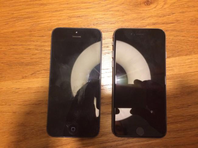 iphone 5se e1453703771885 Une déclinaison rose flashy pour liPhone 5se ?