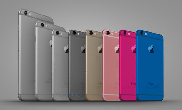 iphone 6c coloris Une déclinaison rose flashy pour liPhone 5se ?