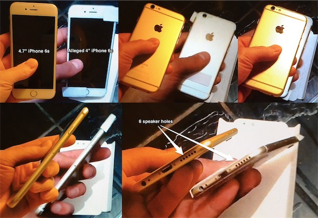 iphone 6c iphone 6 iPhone 6c : une première vidéo en fuite !