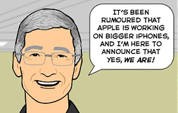 iphone 7 1 Humour : voici liPhone 7 dont « tout le monde » rêve !