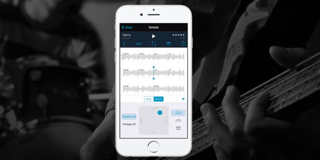 memo musical e1453362160940 Apple lance Mémo musical, une nouvelle app musicale pour iOS !