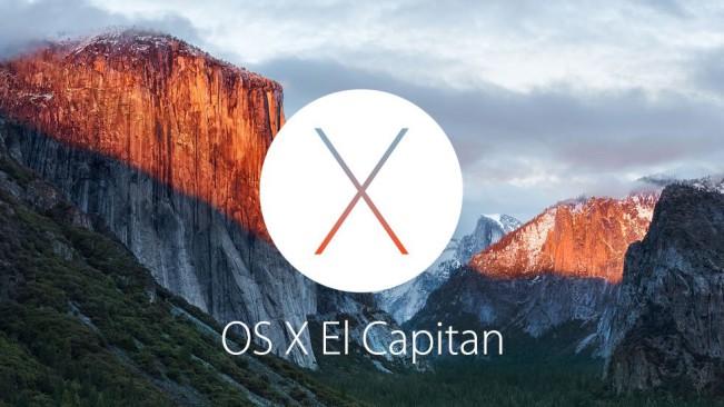 os x el capitan e1452591265877 watchOS 2.2 et OS X 10.11.4 disponibles en bêta
