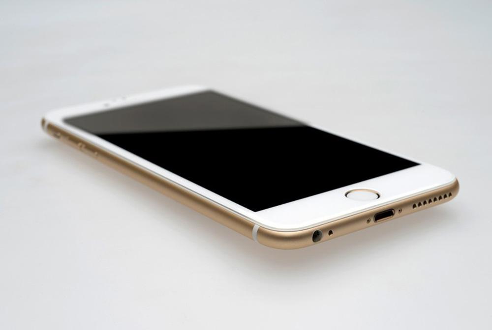 33 9H : Protection décran, façade intégrale pour iPhone 6 et 6S