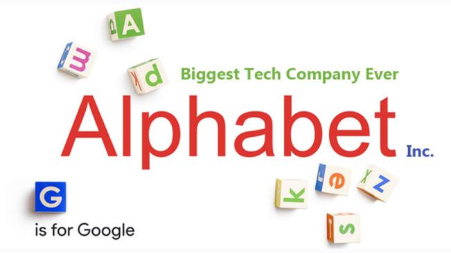 alphabet e1454403737817 Google dépasse Apple en bourse et devient N°1