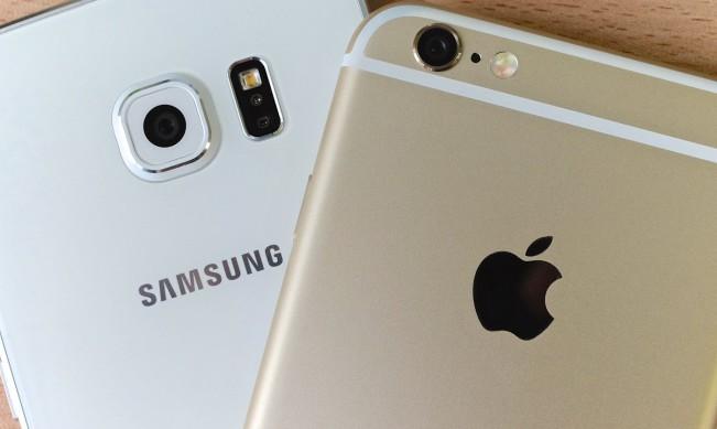 apple samsung e1456514693540 Reconnu innocent, Samsung va garder ses 120 millions $