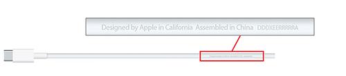 cable reconcu Apple a commencé à expédier les cables USB C de remplacement