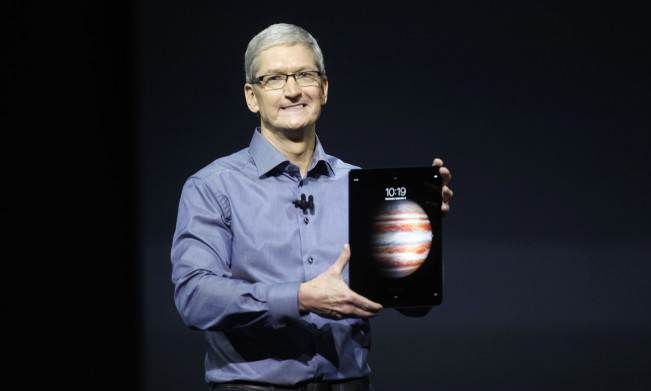 ipad pro e1455721095890 Les ventes diPad au plus bas depuis 2011...