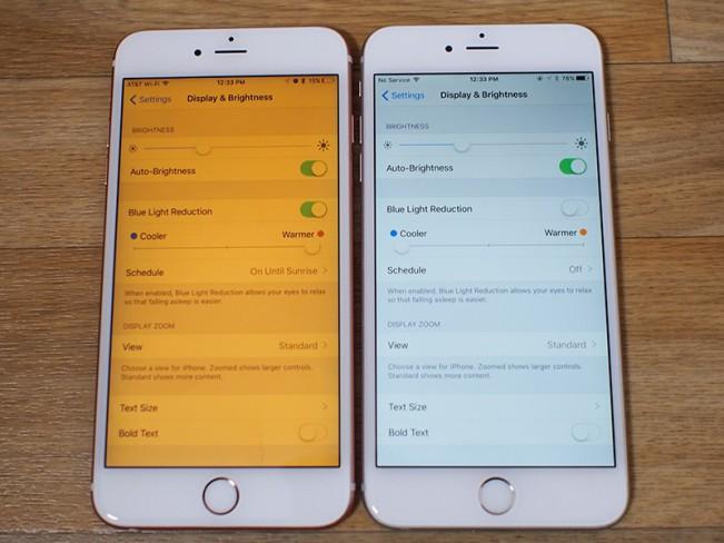 night shift e1455209837863 Bêta 3 publique pour iOS 9.3 et OS X 10.11.4