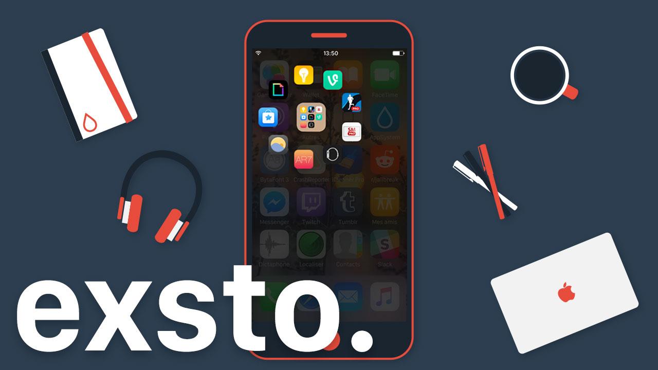 Miniature [Vidéo] Exsto : utiliser les dossiers iOS avec style et rapidité