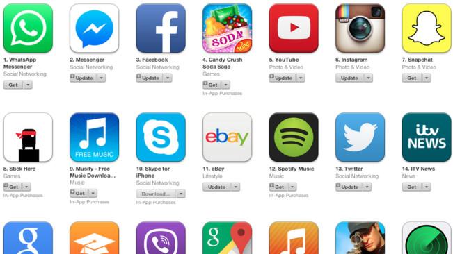 app store e1458044759211 App Store : la limite de poids des téléchargements 3G/4G passe à 300Mo