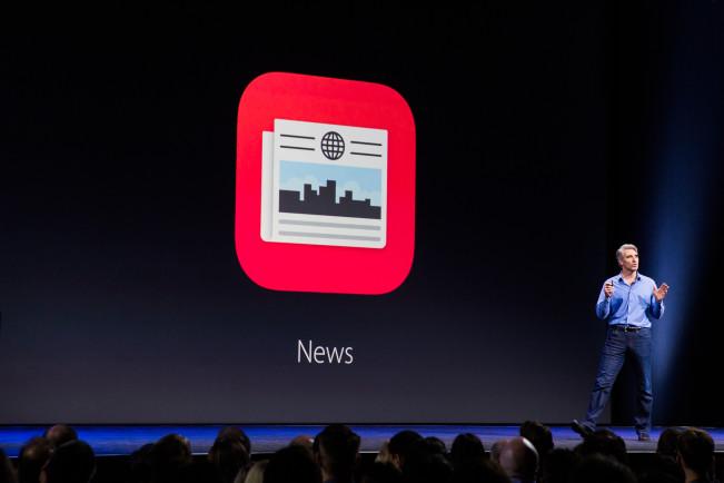 apple news e1458034418530 Apple News : les articles sponsorisés arrivent sur la plateforme